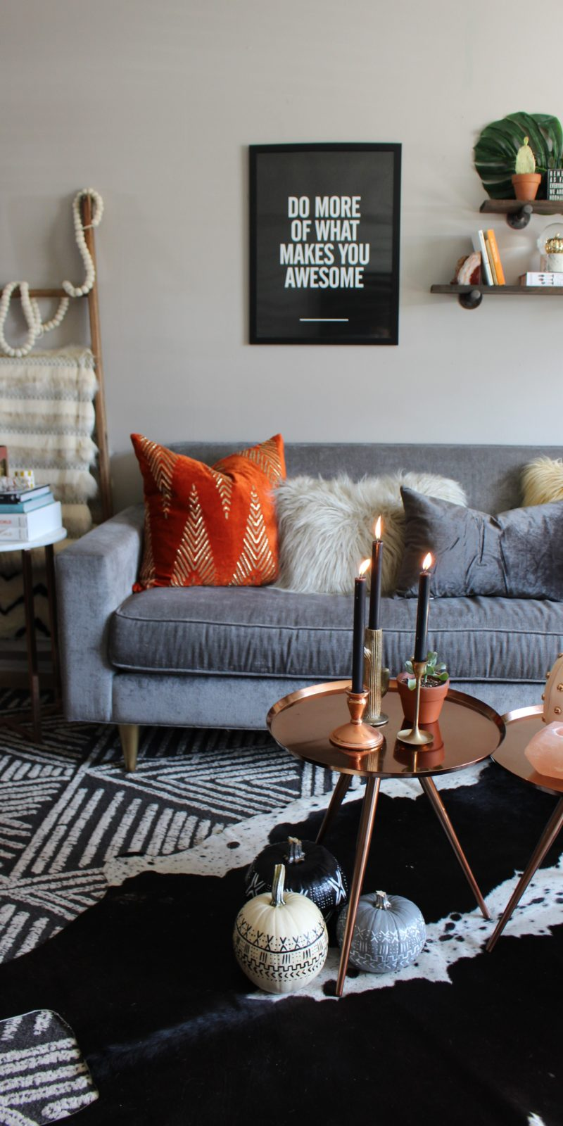 a fresh take on fall decor 6 ideas for styling your home this