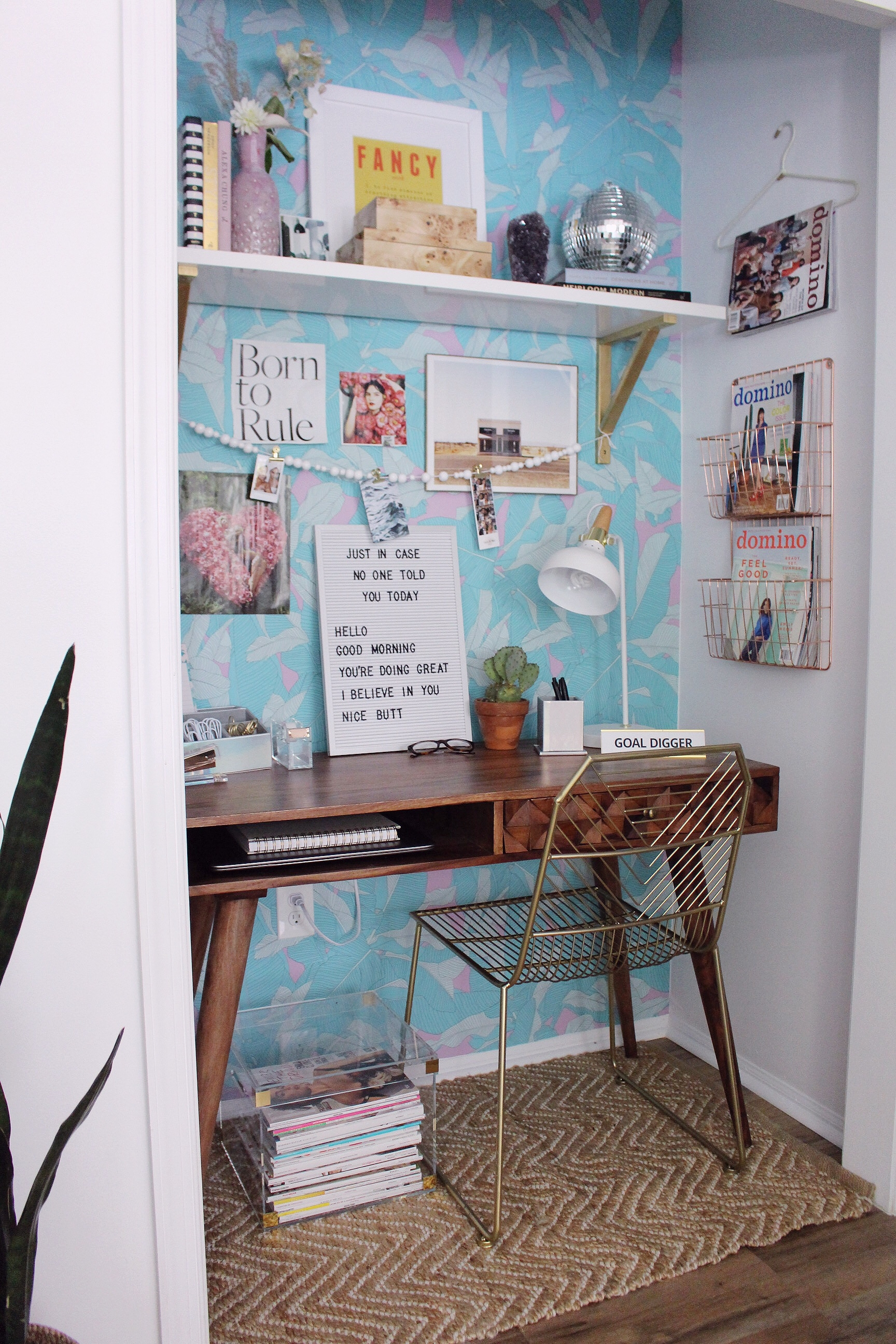 Office Nook Home Goods