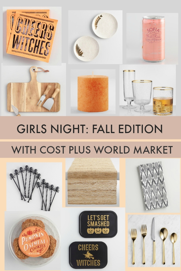 World Market Girls Night