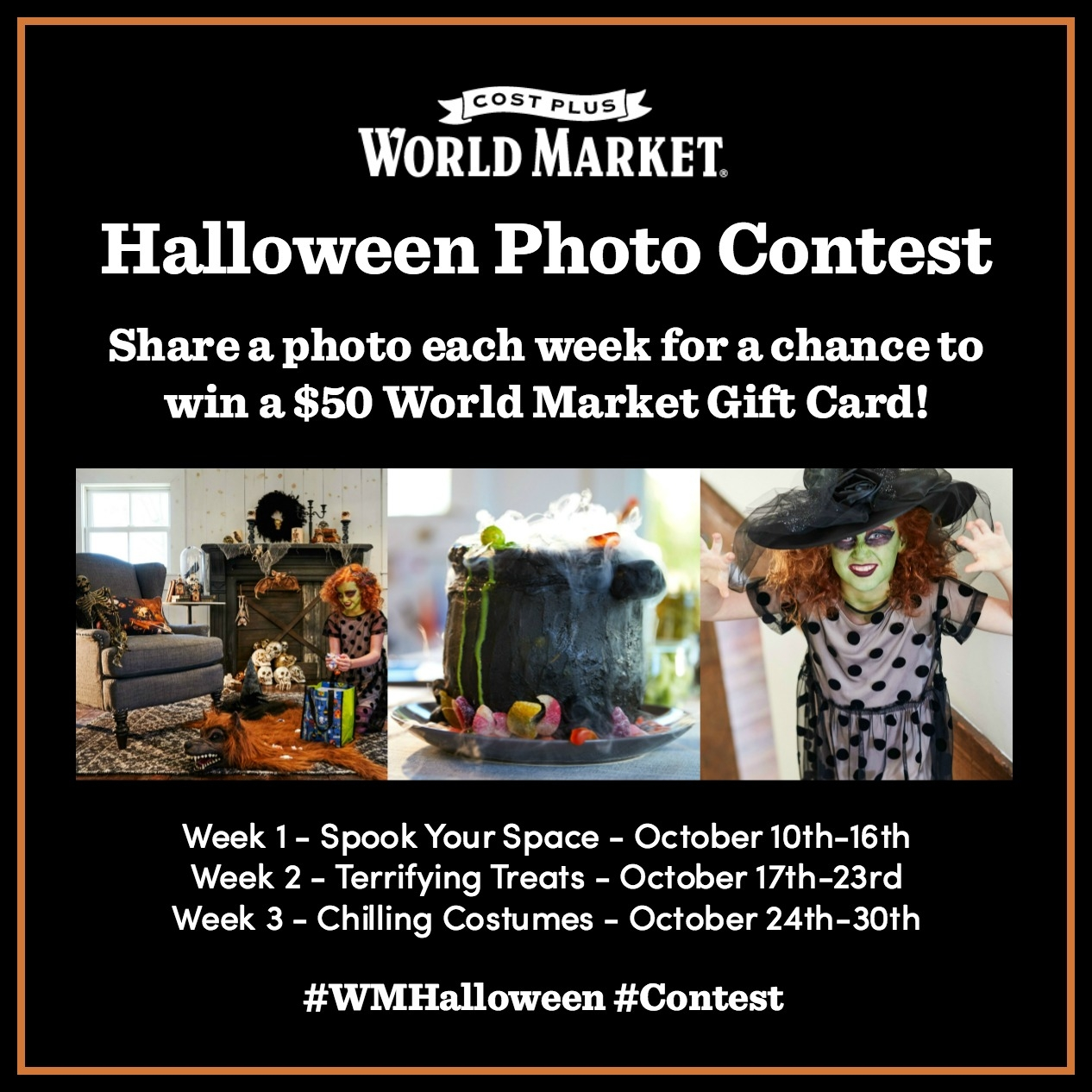 World Market Contest Homeiversary