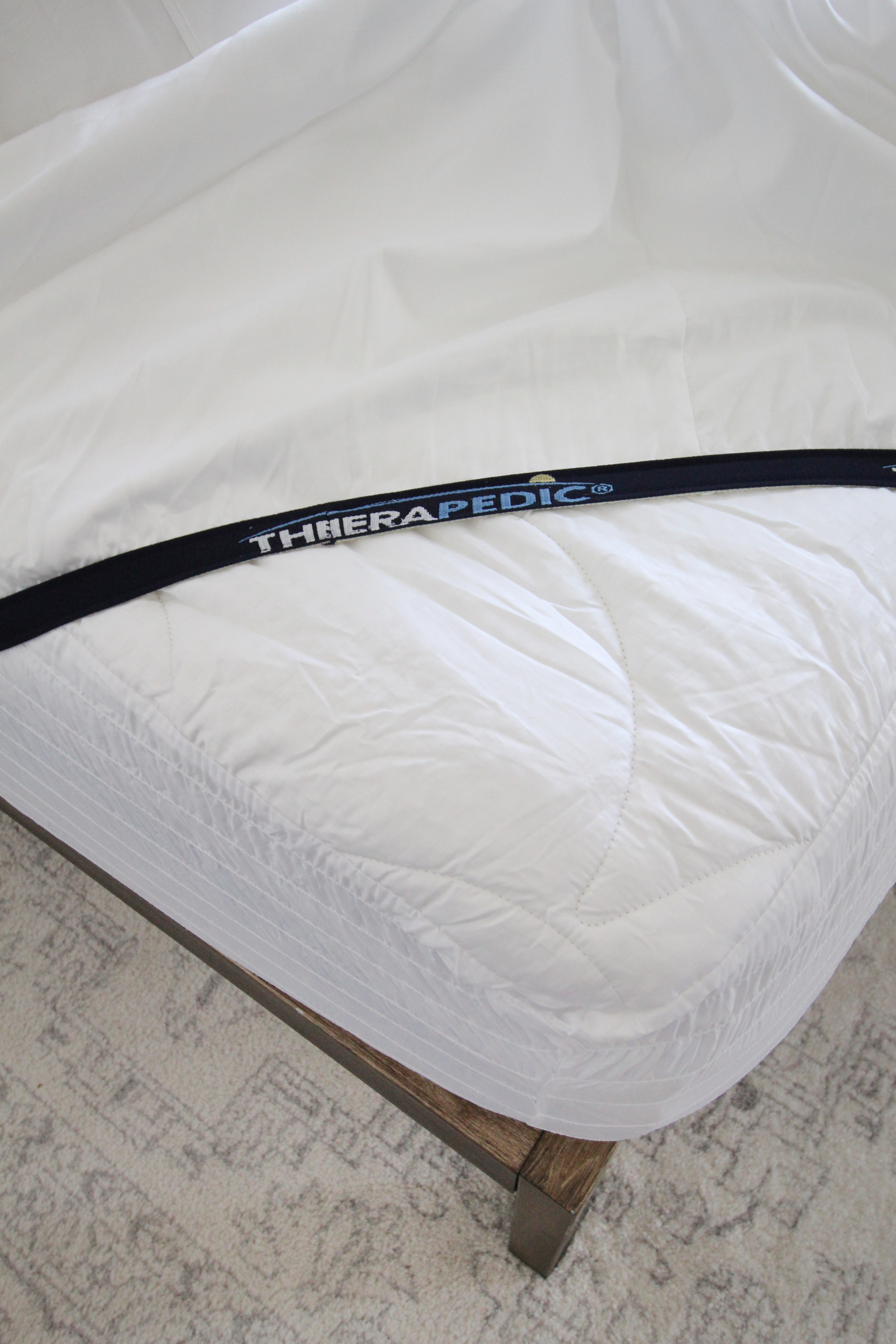 therapedic sheets